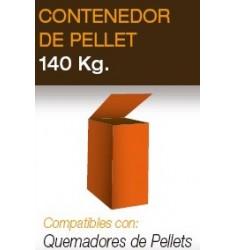 Contenedor de Pellet Ferroli 140 kg