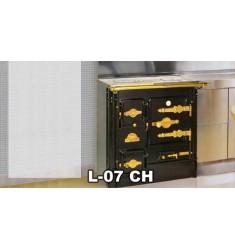 Cocina de Leña Hergom L-07 CH