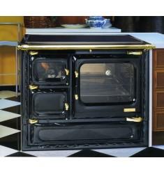 Cocina Calefactora de Leña Hergom Deva 100 N