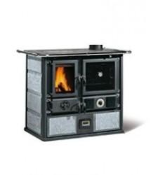 Cocina Calefactora de Leña Nordica Termorosa Ready D.S.A. 2.0