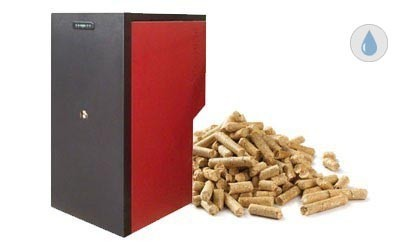 Calderas de pellets venta online edilkamin hergom - Caldera de pellets ...